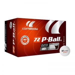توپ پینگ پنگ کورنلیو مدل P - Ball بسته 72 عددی