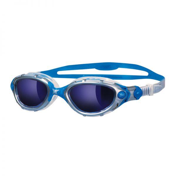 عینک شنای زاگز مدل Predator Flex Mirror Performance