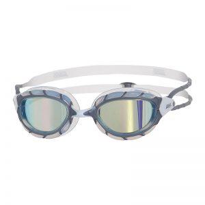 عینک شنای زاگز مدل Predator Performance Mirror