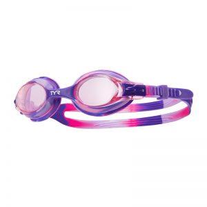 عینک شنا بچگانه تیر مدل Swimple Tie-Dye