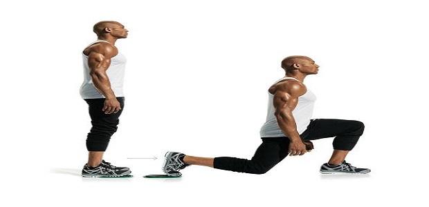 لاغر کردن رانها با چند حرکت ساده (آقایان و بانوان)