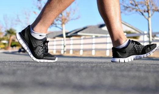 تاثیرات خارق العاده پیاده روی روی بدن