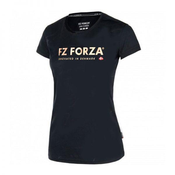تی شرت آستین کوتاه زنانه فورزا مدل Till Black