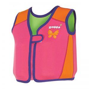 جلیقه شنا زاگز مدل Bobin jacket 4-5