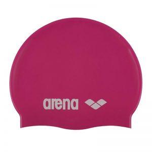 کلاه شنای آرنا مدل Classic Silicone Training
