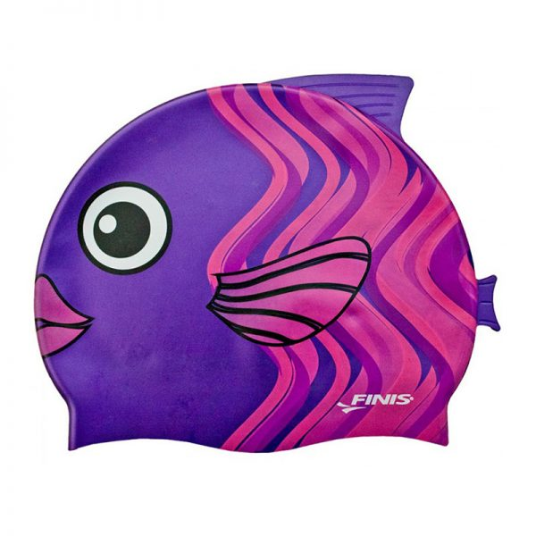 کلاه شنای بچه گانه فینیس مدل Animal Head