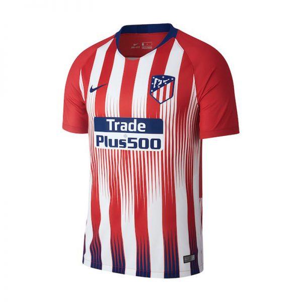 پیراهن اول تیم اتلتیکو مادرید مدل 19-2018