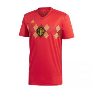 پیراهن اول تیم ملی بلژیک مدل 19-2018