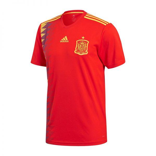 پیراهن اول تیم ملی اسپانیا مدل 19-2018