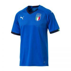 پیراهن اول تیم ملی ایتالیا مدل 19-2018