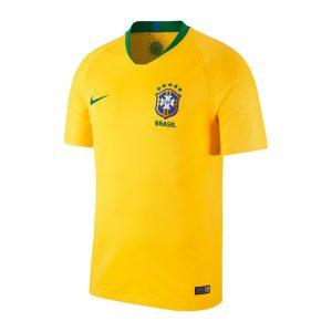 پیراهن اول تیم ملی برزیل مدل 19-2018