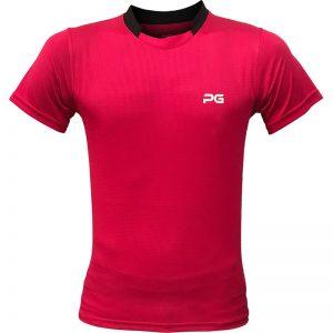 جدیدترین مدلهای انواع تیشرت ورزشی مردانه و زنانه پرگان مدل آسا صورتی با بهترین قیمت