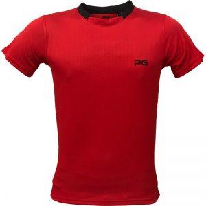جدیدترین مدلهای انواع تیشرت ورزشی مردانه و زنانه پرگان مدل آسا قرمز با بهترین قیمت