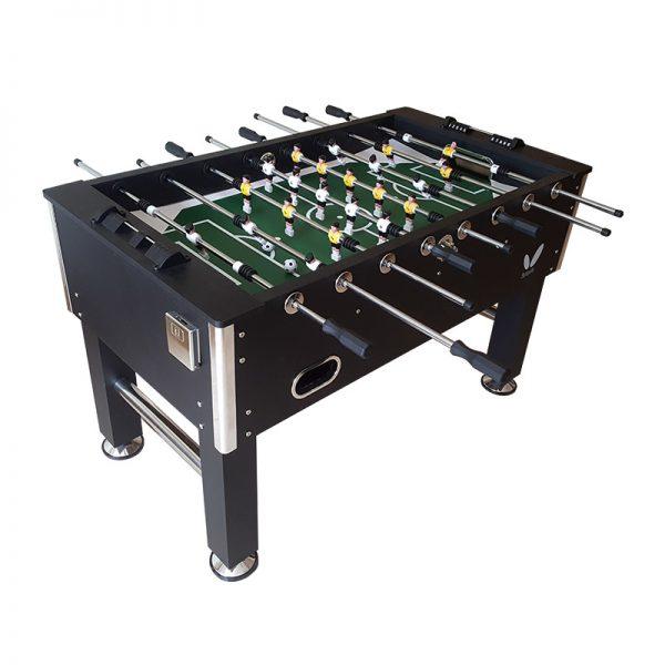 فوتبال دستی باترفلای مدل 8 میله پایه دار مشکی Butterfly 8 Basic Rods Black Table Football