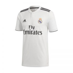 پیراهن اول تیم رئال مادرید مدل 19-2018