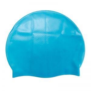 کلاه شنای شینا مدل سیلیکونی ساده Shina Basic Silicone Swim Cap For Men and Women