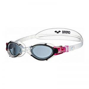 عینک شنا زنانه آرنا سری Training مدل Nimesis Crystal مشکی Arena Black Training Nimesis Crystal Swimming Goggles For Woman