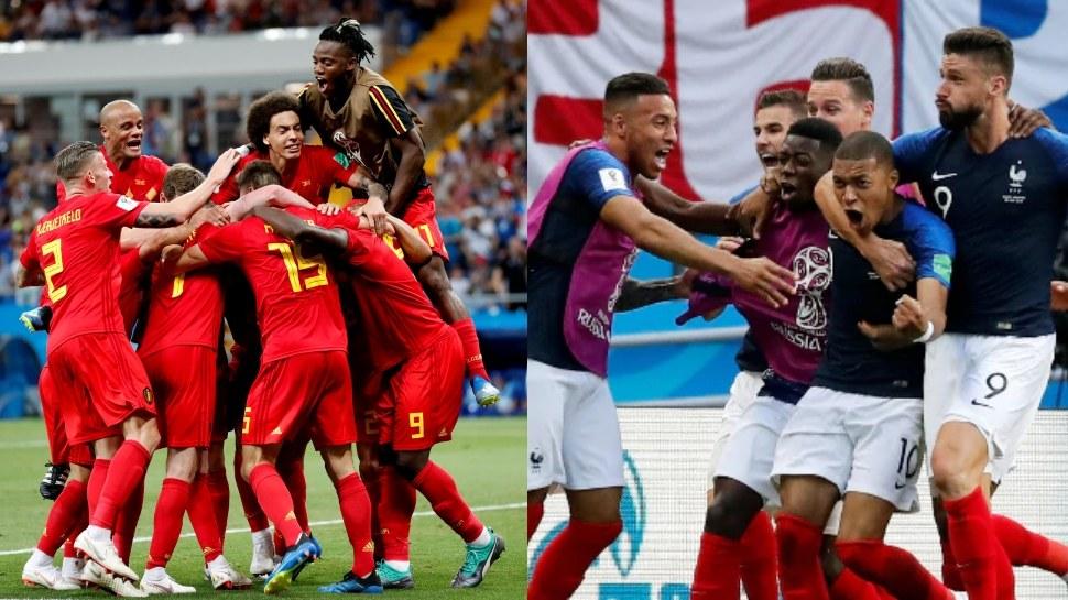 فرانسه و بلژیک