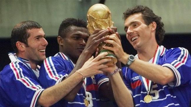 فرانسه 1998