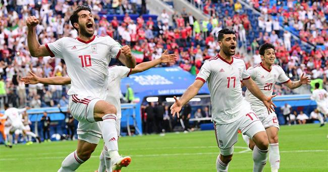 ایران - مراکش 2018