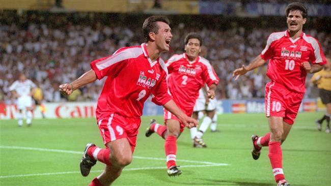 ایران - آمریکا 1998