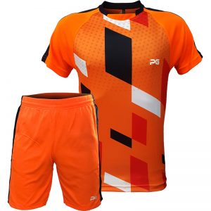 جدیدترین مدلهای انواع ست ورزشی مردانه و زنانه پرگان مدل افرا نارنجی با بهترین قیمت