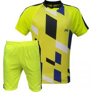 جدیدترین مدلهای انواع ست ورزشی مردانه و زنانه پرگان مدل افرا زرد با بهترین قیمت