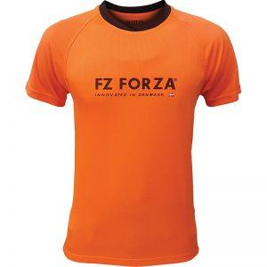 جدیدترین مدلهای انواع تیشرت ورزشی آستین کوتاه مردانه و زنانه فورزا مدل Till Orange با بهترین قیمت