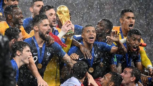 ایران برد تا فرانسه قهرمان جهان شود