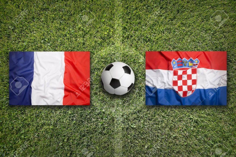 فرانسه - کرواسی