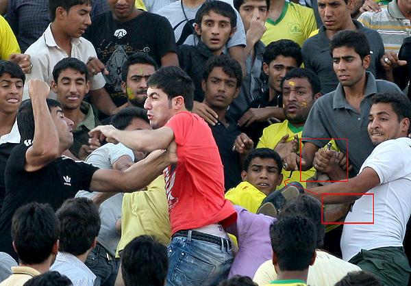 فوتبالِ بی فرهنگ