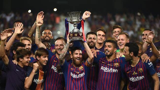 لرزه ی بارسلونا