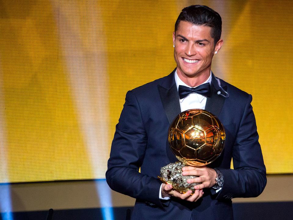 بهترین بازیکن سال 2014