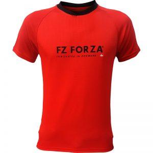 جدیدترین مدلهای انواع تیشرت ورزشی آستین کوتاه مردانه و زنانه فورزا مدل Till Red با بهترین قیمت