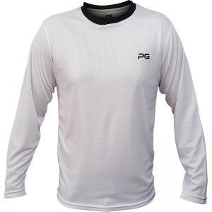 جدیدترین مدلهای انواع تیشرت ورزشی آستین بلند مردانه و زنانه پرگان مدل میسا سفید با بهترین قیمت