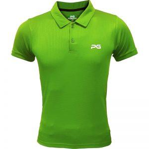 جدیدترین مدلهای انواع پولوشرت ورزشی مردانه و زنانه پرگان مدل آسا سبز تیره با بهترین قیمت