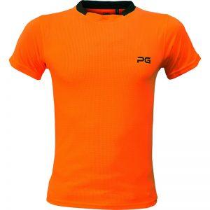 جدیدترین مدلهای انواع تیشرت ورزشی مردانه و زنانه پرگان مدل آسا نارنجی با بهترین قیمت