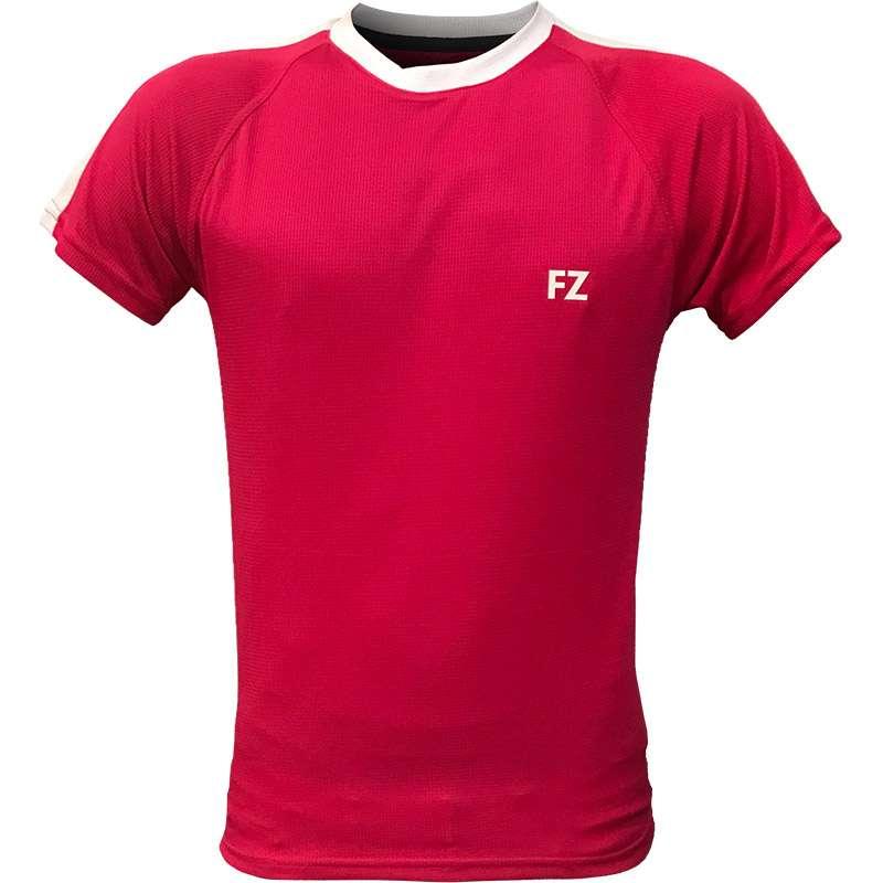Tshirt-Sport-Fz-Forza-Badminton-ShoulderLine-Pink-Men-Women-1