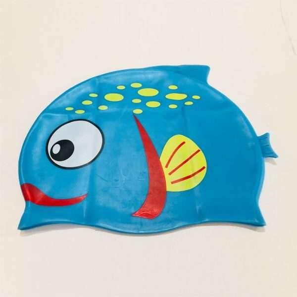 خرید کلاه شنا شینا بچگانه عروسکی