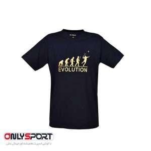 خرید لباس بدمینتون مشکی فورزا Evolution