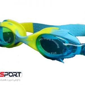 خرید عینک شنا بچه گانه Grilong g920 آبی روشن
