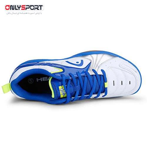 خرید کفش ورزشی head مدل 0117 سفید آبی