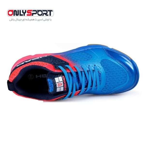 خرید کفش ورزشی head مدل 1865 آبی قرمز