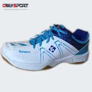 خرید کفش ورزشی Kumpoo ka16 سفید آبی
