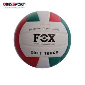 تصویر توپ والیبال فاکس