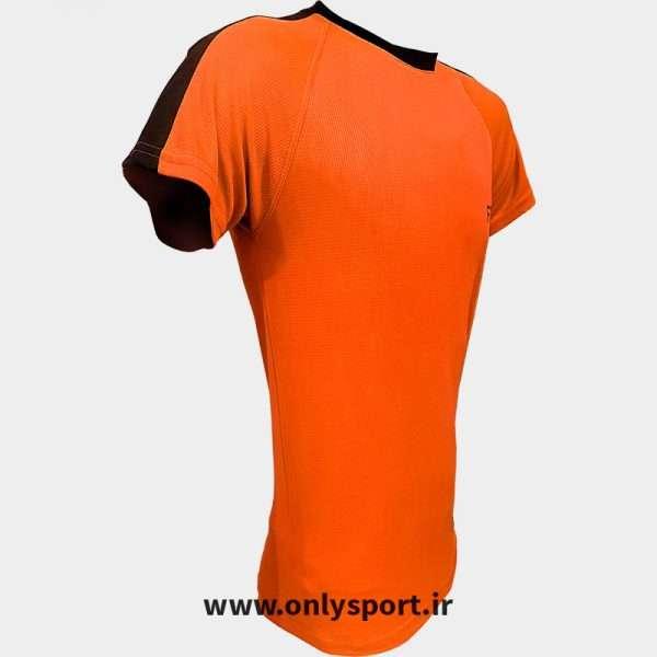 تیشرت مردانه فورزا Forza لاین نارنجی