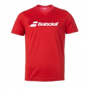 buy babolat red t-shirt