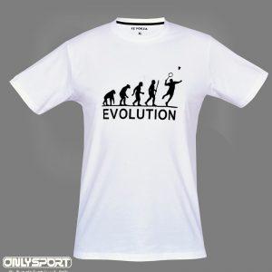 تیشرت نخی فورزا طرح Evolution کد 2