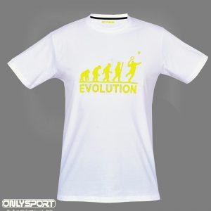 تیشرت نخی فورزا طرح Evolution کد 1