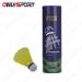 badminton ball fox 6pcs yellow onlysport.ir (1)